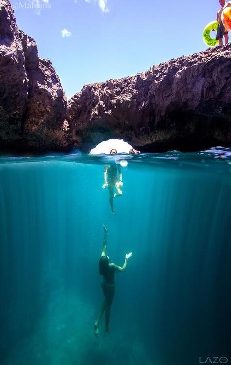 Swimming hole!