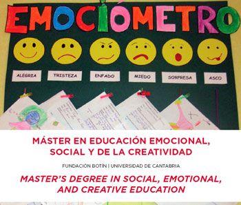 Master en Educacion Emocional, Social y de la Creatividad, Fundación Botín