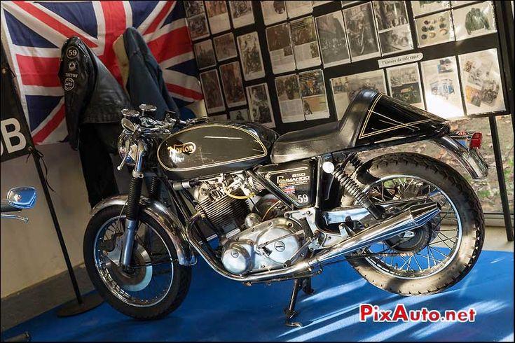 Salon Moto Legende, Norton Commando 850