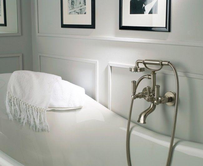 Bossini Z001103 liberty bath-shower mixer