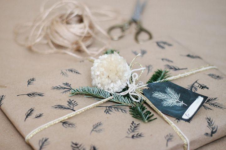 Kelli Murray | Holiday Wrapping Inspiration Kelli Murray: