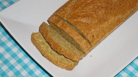 Pan de almendras: Pan de Almendra (Receta revisada)