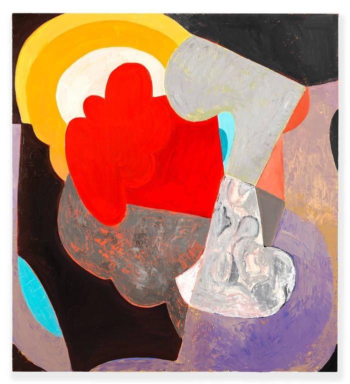 Jennifer Moses - Red Cloud, 2016
