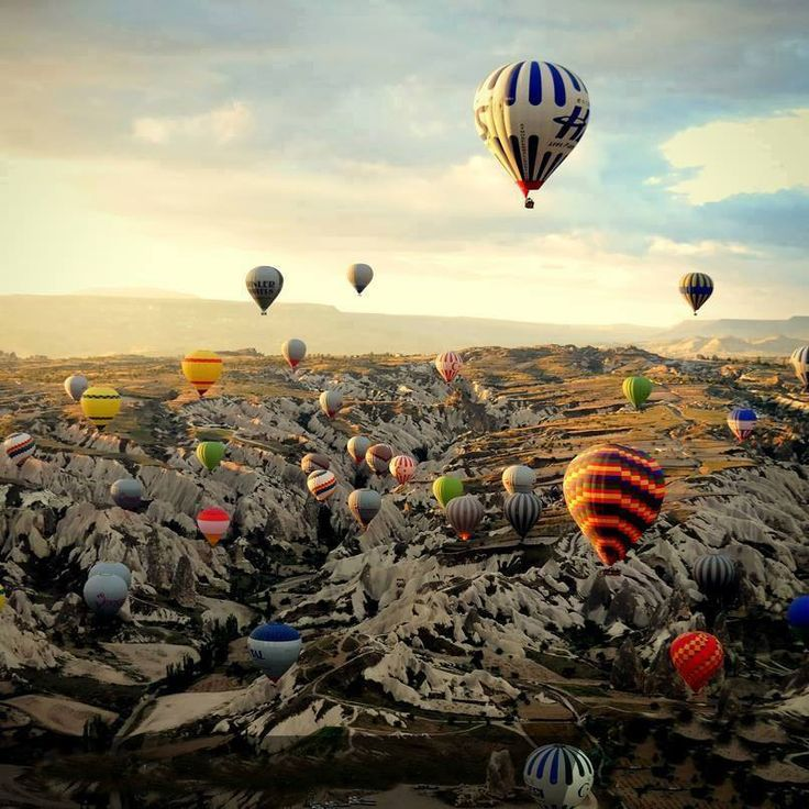 cappadocia hot air balloonig adventure