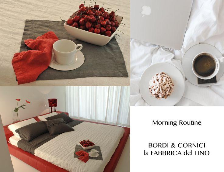 Bordi & Cornici per soffici sogni. ✨  #BordieCornici #Letto #HomeCouture #Novembre #Autunno #RelaxMood