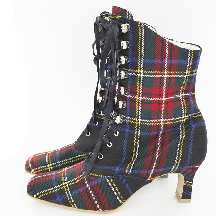 Scottish hook up