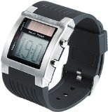 St. Leonhard Sportliche Herren-Armbanduhr SW-940.sun mit Solarzelle