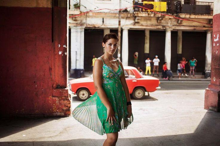 -Belleza femenina por el mundo. Cuba