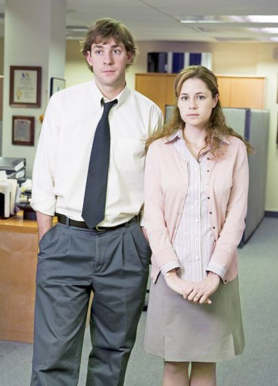 Pam and Jim: The Office