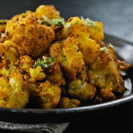 Indian-Style Cauliflower Recipe