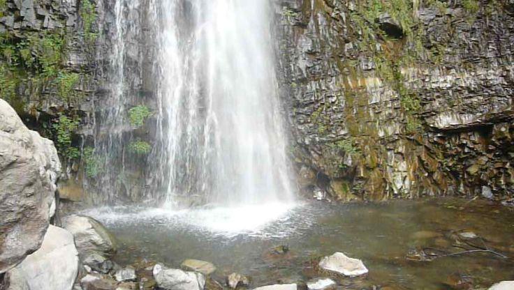 Cascada de las Animas. Chile