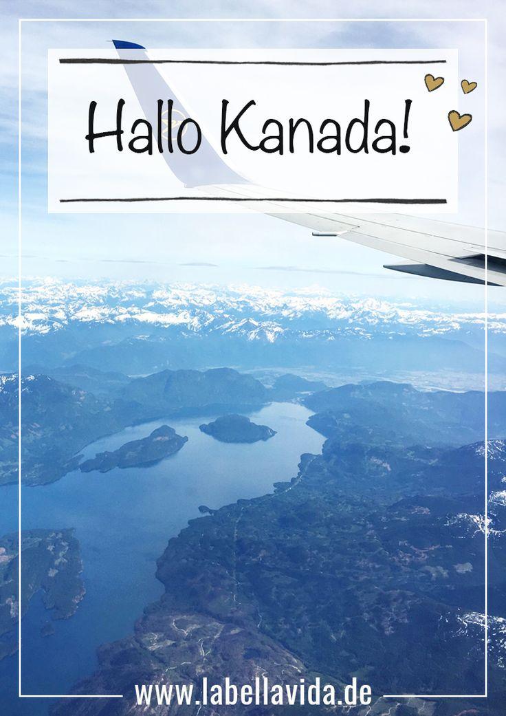 Ich bin auf Reisen, diesmal für länger! Job ist gekündigt, Travel & Work Visum im Gepäck und los geht es nach Kanada