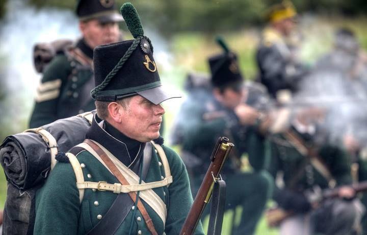 uniform of the 95th Rifles