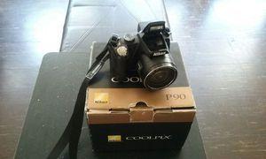 Nikon coolpix Camera P90