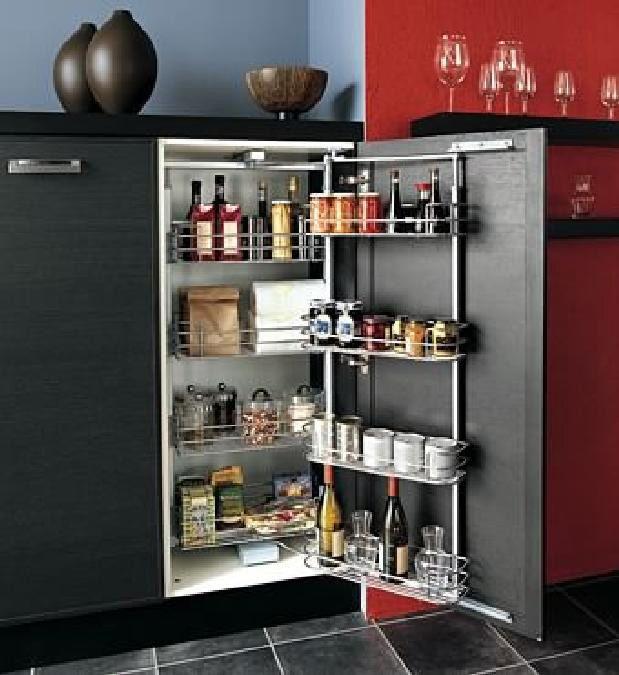 Dispense Moderne Per Cucina