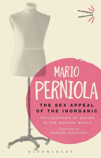 In The Sex Appeal of the Inorganic, Mario Perniola puts forth the radical argument that we are shifting away from organic sexuality, based on desire and pleasure, and moving towards a more neutral inorganic and artificial sexuality, a sexuality always available but indifferent to beauty, age or form. Perniola takes the reader on a tour of Western philosophy, from Descartes, Kant and Hegel to Heidegger, Wittgenstein and Sartre, to reframe our understanding of personal experience and the…