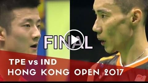 2017 Hong  open to MS financier | LEE Chong Wei vs CHEN long time with podium pro rata presentation.   Read the rest of this entry » https://badmintonracket.biz/2017-hong-open-to-ms-financier-lee-chong-wei-vs-chen-long-time-with-podium-pro-rata-presentation/  #BadmintonRacket