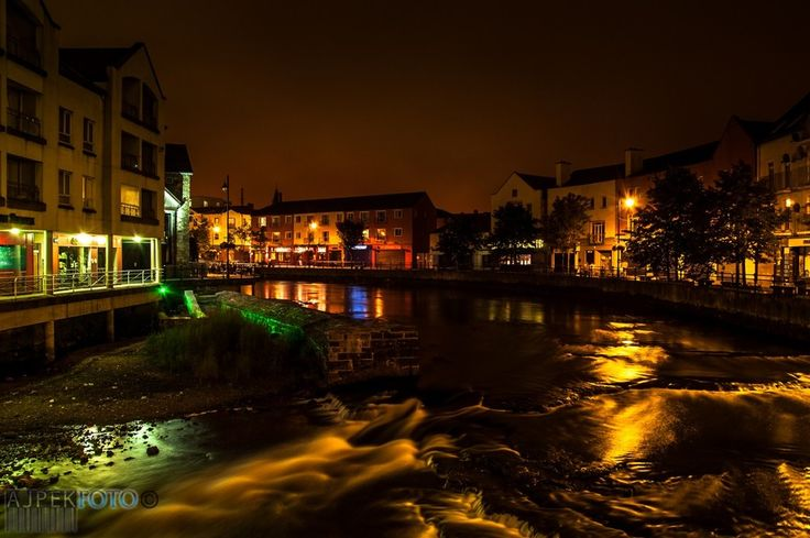 #Sligo #Ireland #city #night #ajpekfoto