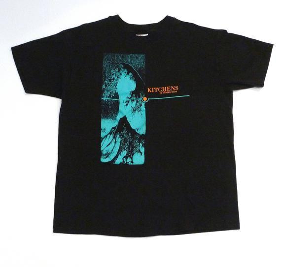 Kitchens of Distinction T Shirt Vintage 1990 Strange Free ...