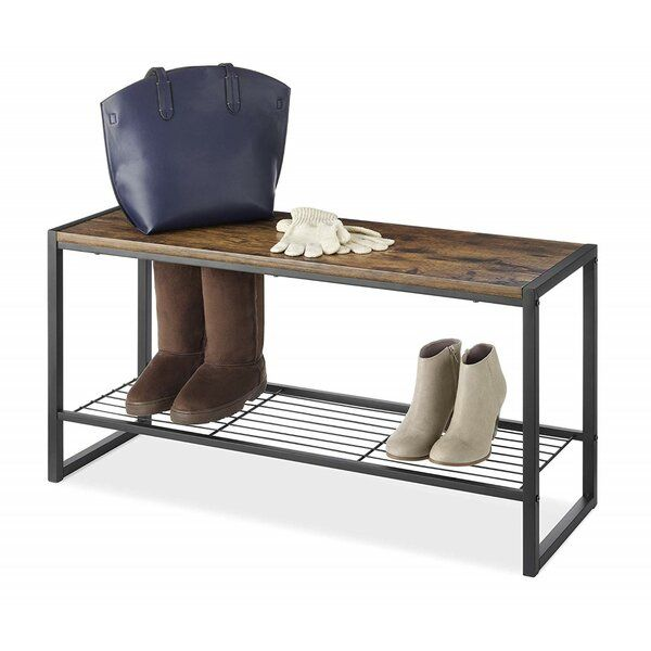 Stamey Manufactured Wood Bench Entryway Bench Entryway Wood Bench