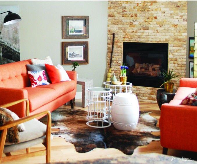 Karen Fron Interior Design   Calgary