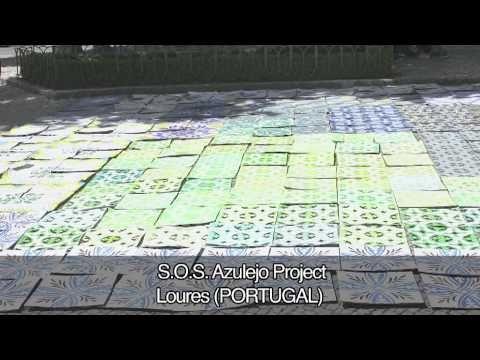 VIDEÓ: Az Europa Nostra 2013 egyik nagydíjasa SOS Azulejo projekt, Loures, Portugália.