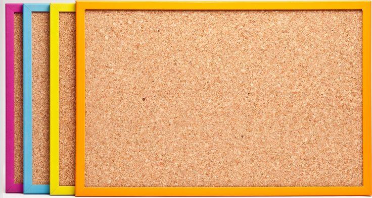 Πίνακες Ανακοινώσεων - Φελλοπίνακες - ΠΙΝΑΚΑΣ ΧΡΩΜ/ΤΟΣ ΦΕΛΛΟΥ 60Χ90 4COLOURS