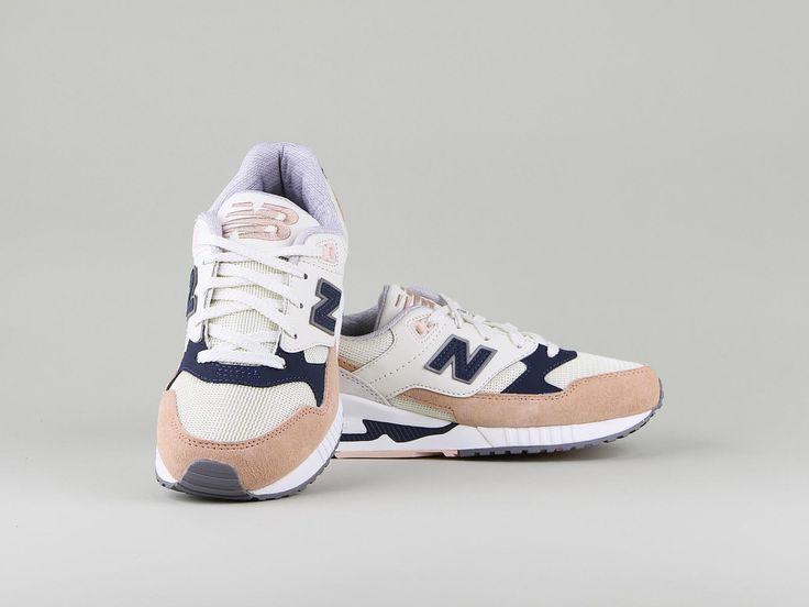 new balance running w530 beige rose