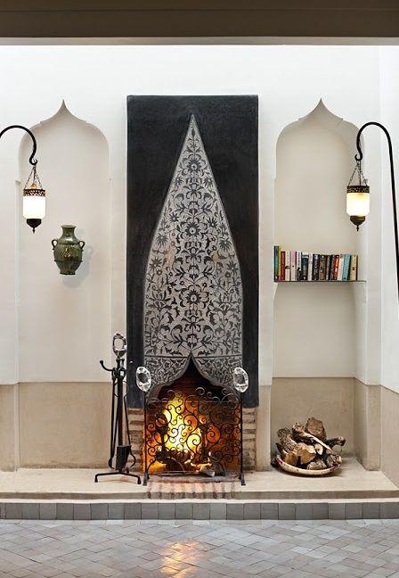 208 Best Decor Unique Fireplaces Images On Pinterest