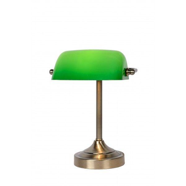 Banker H30 cm - Lucide - kolor zielony