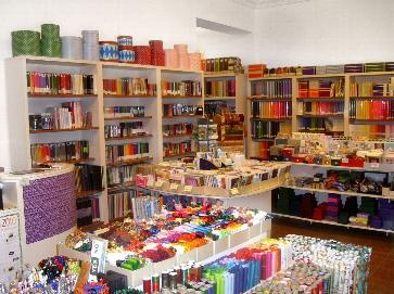 Semikolon Papeterie - a nice, cute stationary shop