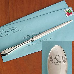 pers letter opener