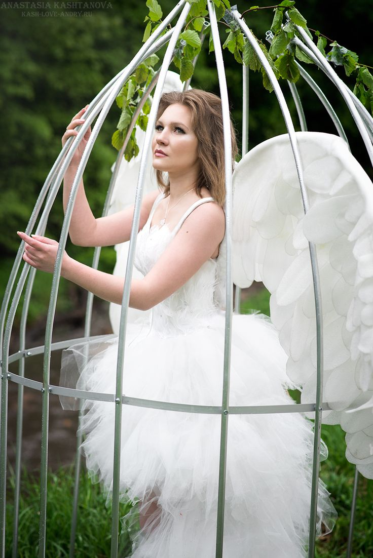Angel ph Anastasia Kashtanova