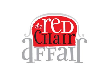 the red chair affair. LOVE this logo!