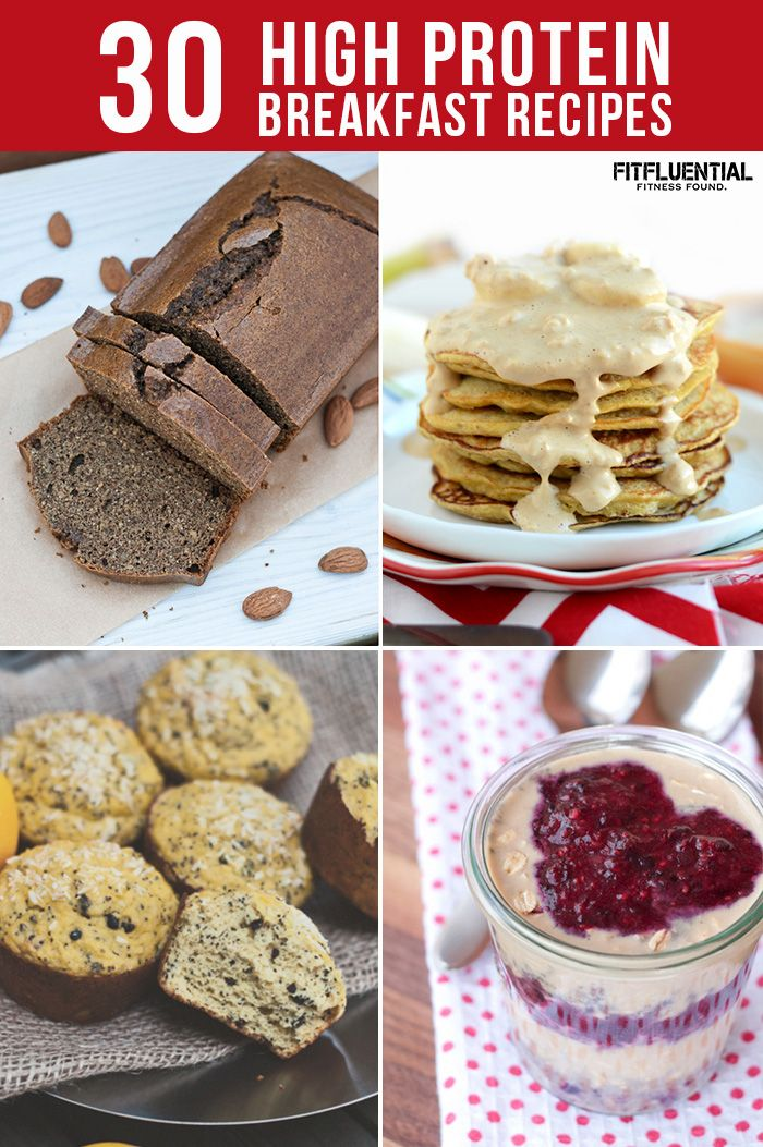 My fellow bloggers/friends come up with the most AMAZING and UNIQUE recipes EVER! Check some of them out! #FitFluential #HealthyEating #Breakfasts