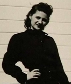 Young Estelle Getty