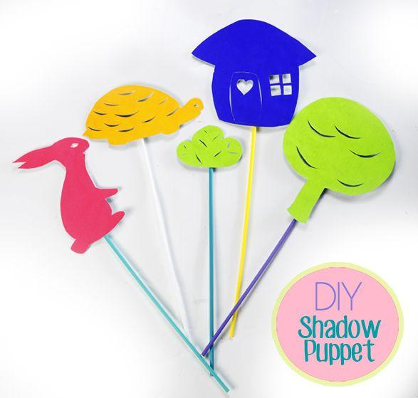 DIY Shadow Puppet