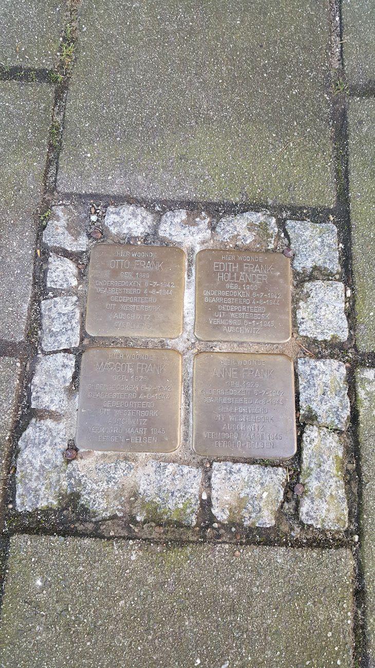 A verdadeira casa de Anne Frank, Amesterdão | Viaje Comigo