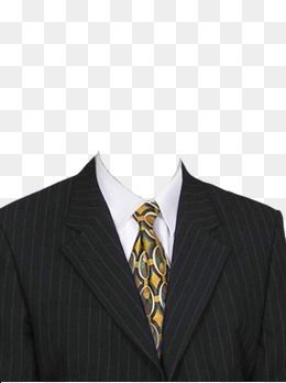 Black Suit And White Shirt Png And Clipart Black Suits White Shirt Photoshop Backgrounds Free