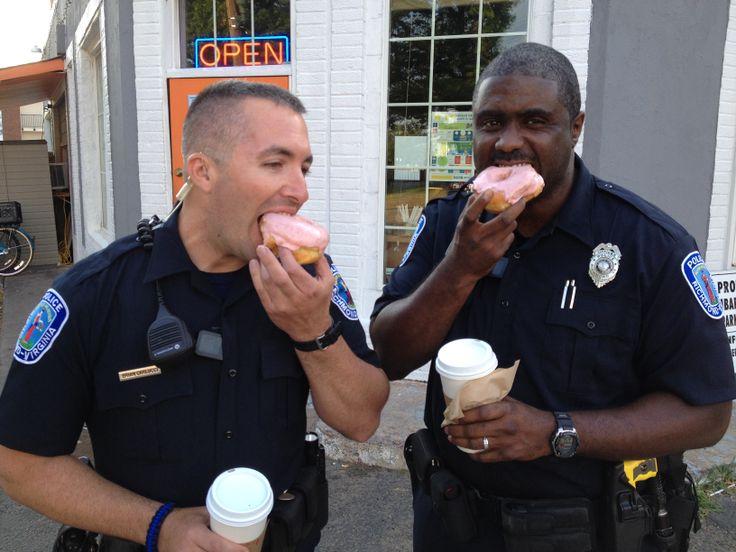 Police Officer Rings