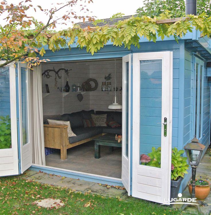 Skandinavische Gartenhäuser 34 besten leben im garten bilder auf alternativ
