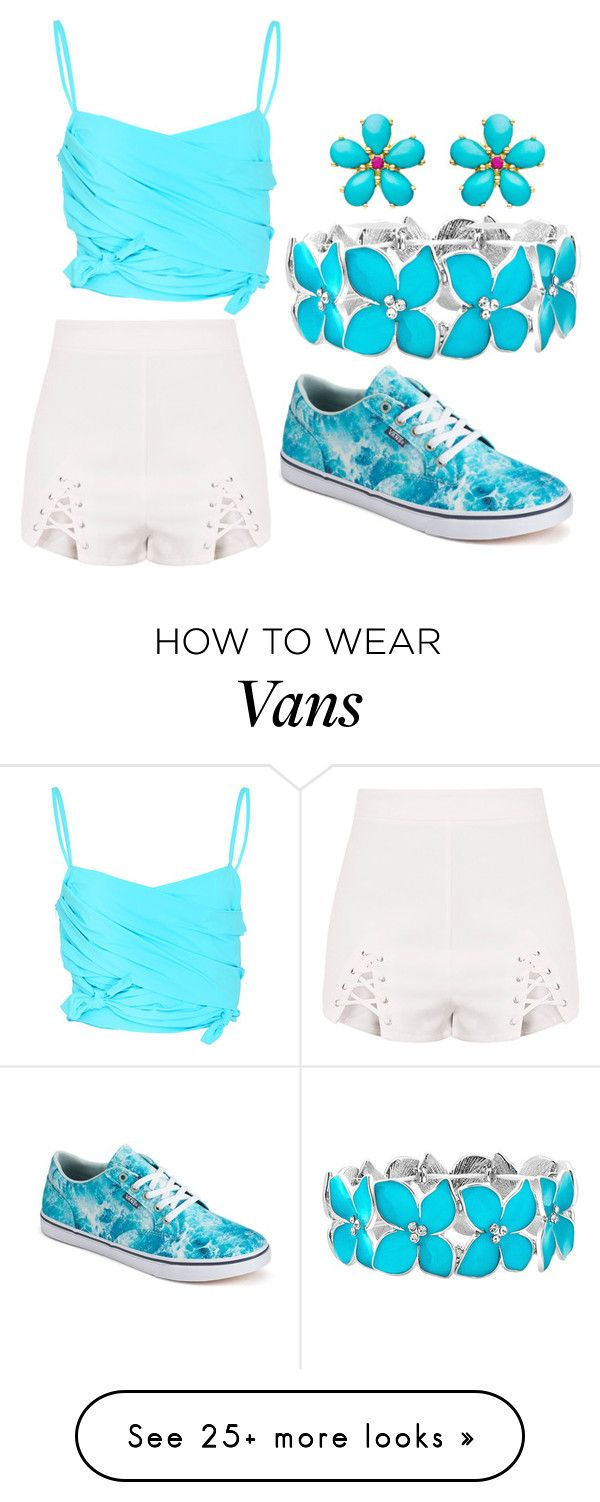 """""""Jasmine 1"""" by hannah-graves on Polyvore featuring Vans, Mixit, Paul Morelli and Emilio Pucci"""