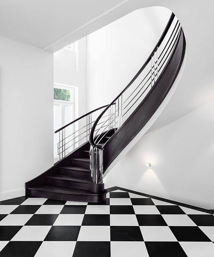 Marvelous Curved Staircases, Modern Stairs, Stylish Stairs In Art Deco, Art Nouveau  And Organic Are Examples Of Our Exclusive Production Line