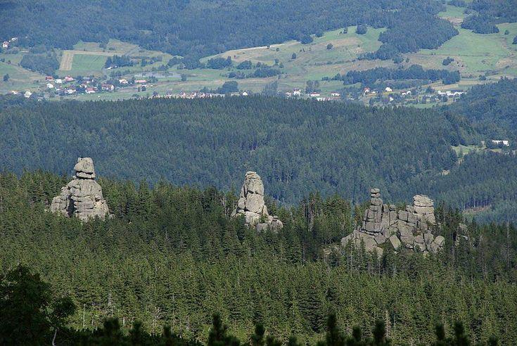 Pielgrzymy (Dolny Śląsk) - 15 polskich cudów natury. Te miejsca trzeba zobaczyć