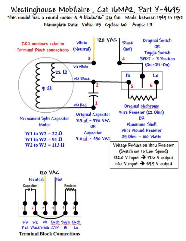 50 Awesome Westinghouse Vintage Fan Wiring Diagram Vintage Fans Westinghouse Ceiling Fan Wiring
