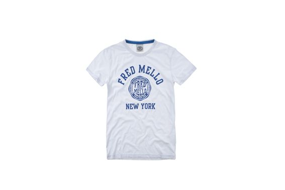 Fred Mello ss14 #tshirt#ss14 #fredmello #fredmello1982 #newyork #ss14#accessibleluxury #cool #usa #mancollection