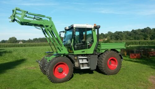 Fendt Xylon-tractor Tractor Tractor-system vehicle