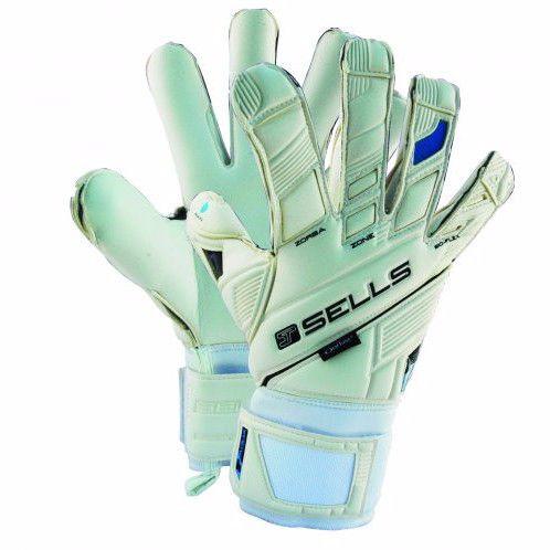 Sells Total Contact Aqua Goalkeeper Gloves (2013 Model)