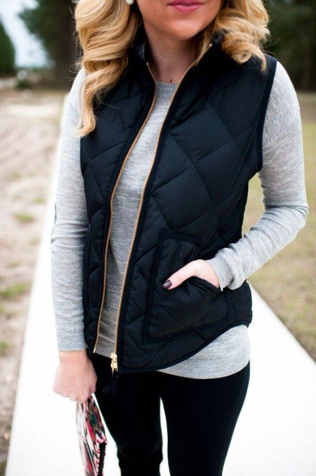Equestrian vest - one more trend in 2016