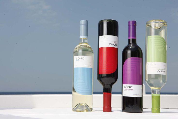 MONOvarietals #popofcolor #Tsantali #wines #moschofilero #moschomavro #athiri #agiorgitiko